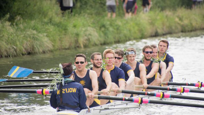 M1 in the May Bumps