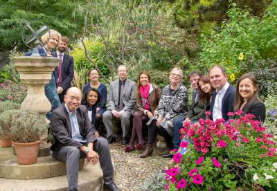 A selection of Wolfson Tutors