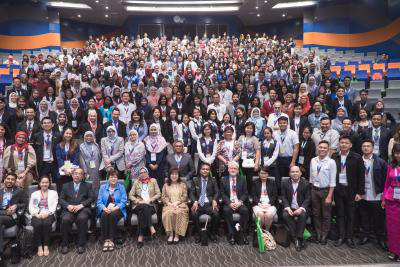 Attendees at the ASEAN Emerging researchers Conference 2019