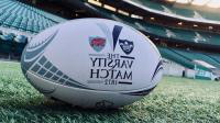 Varsity match rugby ball